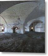 Fort Warren 7124 Metal Print