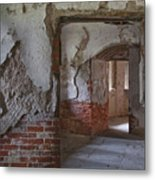 Fort Warren 7155 Metal Print