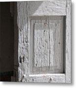 Fort Warren Door 7150 Metal Print