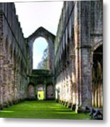 Fountains Abbey 7 Metal Print