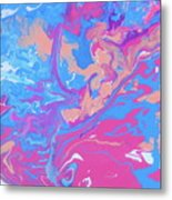 Fragments Of A Dream - Candies Metal Print