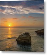From Surf To Sky Metal Print