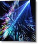 Gamma Ray Burst 2 Metal Print