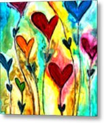 Garden Of Love Metal Print