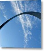 Gateway Arch 4 Metal Print