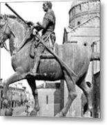 Gattamelata (1370-1443) Metal Print by Granger