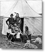 George Armstrong Custer Metal Print