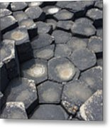 Giant Causeway Northern Ireland Metal Print