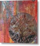 Global Series 3 Metal Print