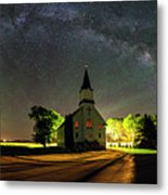 Glorious Night Metal Print