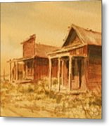 Gold Point Nevada Metal Print