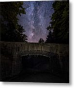 Goodnight Acadia Metal Print