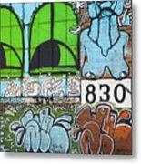 Graffiti #5781 Metal Print