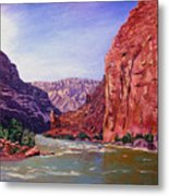 Grand Canyon I Metal Print