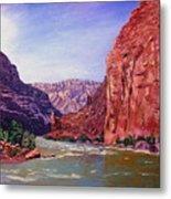 Grand Canyon I Metal Print