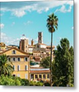 Grasse In Cote D'azur, France  Metal Print
