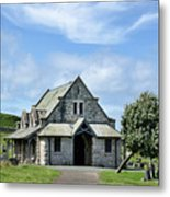 Great Orme Cemetery Metal Print