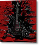 Guitar Of Wonder  Metal Print