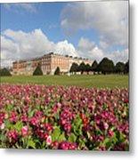 Hampton Court Palace London Uk Metal Print