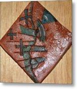 Heavenward - Tile Metal Print