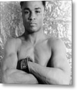 Henry Armstrong (1912-1988) Metal Print by Granger