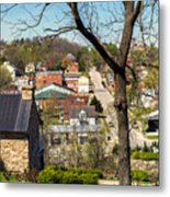 1-hermann Mo Triptych Left_dsc3992 Metal Print
