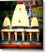 Hindu Temple Metal Print