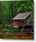 Historic Rikard's Mill - Alabama Metal Print
