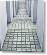 Holocaust Memorial Metal Print