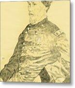 Horatio G. Wright Metal Print