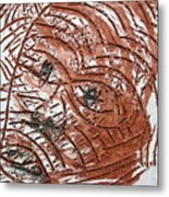 Horror - Tile Metal Print