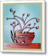 House Plant #6 Metal Print