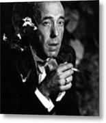 Humphrey Bogart Portrait #1 Circa 1954-2014 Metal Print