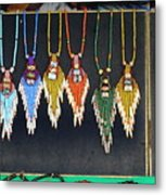 Indigenous Arts And Crafts Metal Print