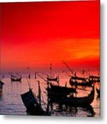 Indonesia, Bali Metal Print