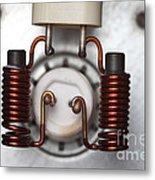 Inductors Metal Print