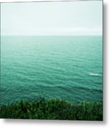 Infinite Sea Metal Print
