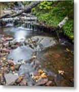 Jacob's Creek Rapids Metal Print