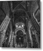 Jerez De La Frontera Cathedral Cadiz Spain Metal Print