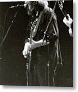 Grateful Dead - Jerry Garcia - Celebrities Metal Print