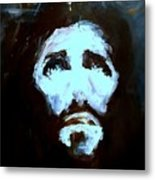 Jesus - 4 Metal Print
