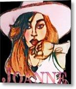 Joanne Metal Print
