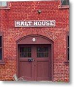 Jonesborough Tennessee - Salt House Metal Print