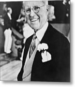 Joseph P. Kennedy 1888-1969 Metal Print by Everett