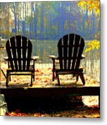 Just For The Two Of Us Metal Print