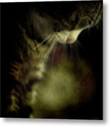 Just Sleep Metal Print