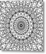 Kaleidoscope 706 Metal Print