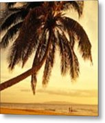 Kamaole Beach Metal Print