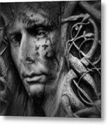 Karl Rudhyn - The Other  Metal Print