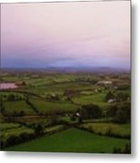 Kesh Caves Co Sligo Ireland Metal Print